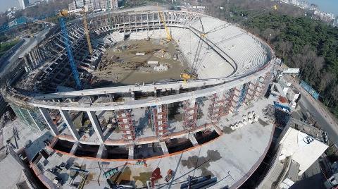 Beşiktaş Stadında Sona Doğru