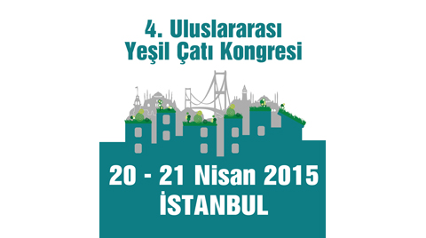 4. Uluslararası Yeşil Çatı Kongresi