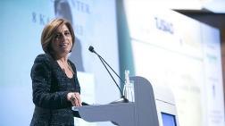 TÜSİAD'ın Yeni Başkanı Cansen Başaran