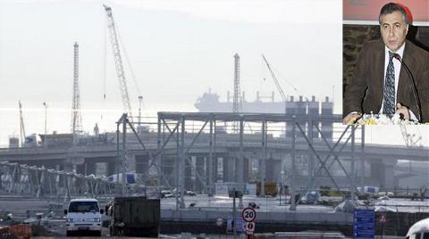 'Dubai Port Limanı İnşaatında Suç İşleniyor'