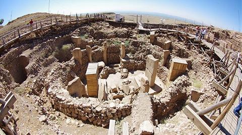 Göbeklitepe için UNESCO'da Kültürel Miras Hamlesi