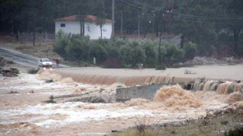 Su Baskınlarına Karşı Plan