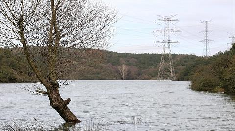 İstanbul'da Barajların Doluluk Oranı Yüzde 85'i Geçti