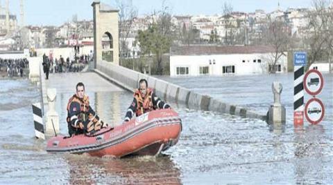 Meriç'in Kumunu İstanbul'a Taşıyalım, İnşaatlarda Kullanalım!