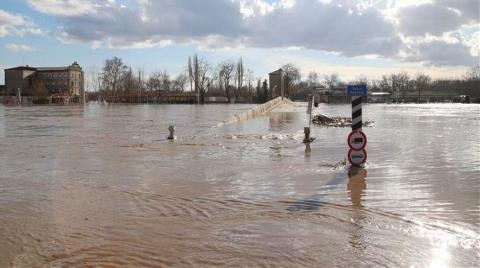 Sular Altında Kalan Edirne'ye Kanal Projesi