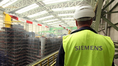 Siemens 7 bin 800 Çalışanını İşten Çıkarıyor