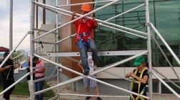 Yeditepe Üniversitesi'den İş Kazaları Afet Yönetimi Eğitimi