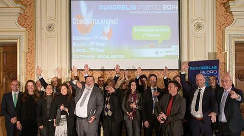 Auroralia Awards'un Galibi, Schréder'in Aydınlattığı Eindhoven