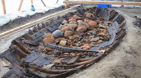 Marmaray'ın Batık Gemileri Sergilenmeye Hazırlanıyor