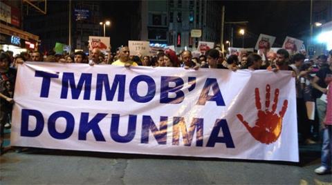 TMMOB Genel Kurul Sonuç Bildirgesi: Diz Çökmeyeceğiz