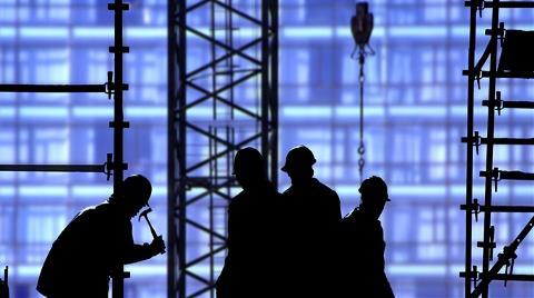 Avrupa'da İnşaat Üretimi Gerilemeyi Sürdürüyor