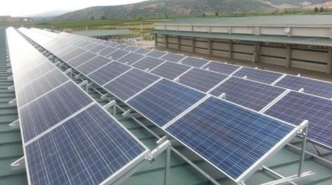 Yerli Güneş Paneline Çin'e Karşı Koruma İsteniyor