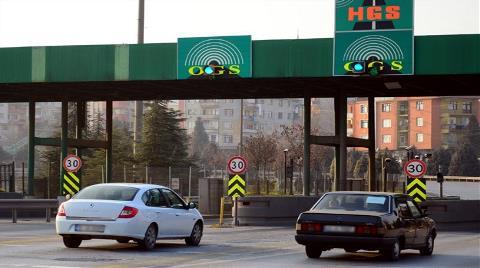 Köprü ve Otoyollardan 67 Milyon Lira Gelir