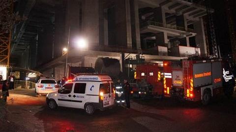 Şişli'de Asansör 'Kaza'sı: 1 Ölü