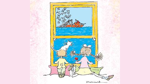 """Şener Özler Çocuk ve Mimarlık Resim Yarışması-IX: """"Penceremden Dünya"""""""