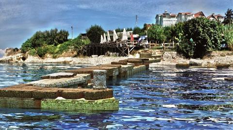 Tarihi Kerpe Limanı'na Rekonstrüksiyon Çalışması!