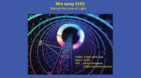 Min sang CHO'dan Mimari Aydınlatmanın Temelleri
