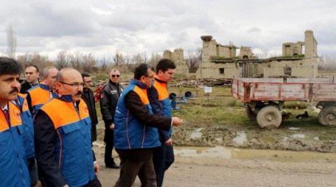 Türkiye'nin ilk 'Deprem Köyü'