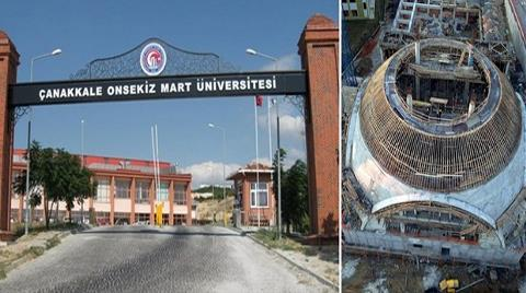 Üç Camili ve 53 Mescitli Üniversite