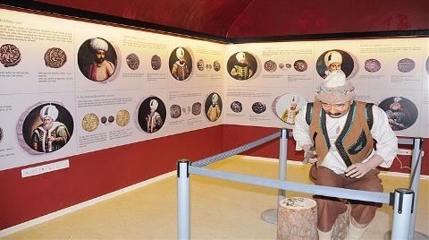 """""""Osmanlı'nın İlk Darphanesi"""" Kültür Merkezi Oldu"""