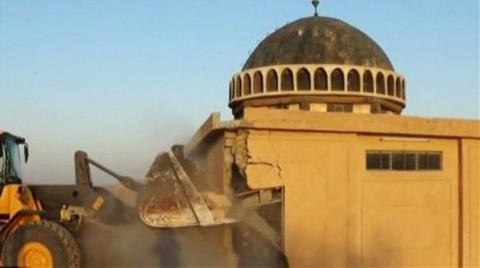 IŞİD 3 Bin Yıllık Tarihi Kenti Yıkıyor