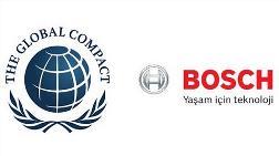 Bosch BM Küresel İlkeler Sözleşmesi'ni İmzaladı