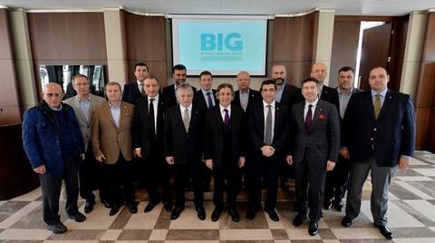 Beyoğlu'ndaki Projeleri BIG Tanıtacak