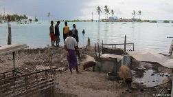 İklim Değişikliği Adaları ve Kıyı Bölgelerini Tehdid Ediyor