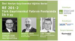 RE 201-2 Türk Gayrimenkul Yatırım Fonlarında İlk 9 ay