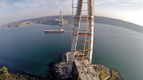 3. Köprü Bağlantı Yolları 2018'de Tamamlanacak