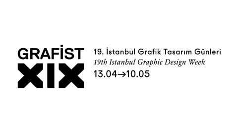 Grafist 19 : 19. İstanbul Grafik Tasarım Günleri