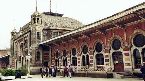 Tarihi Sirkeci Garı Müze Oluyor