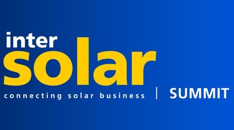 Güneş Enerjisi Sektörü İntersolar Türkiye Zirvesi'nde Buluşuyor