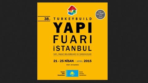 38. Yapı Fuarı – Turkeybuild İstanbul