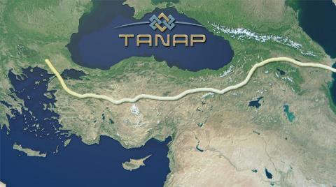 TANAP'ta İmzalar Atıldı
