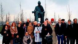Moloz Yığınları İçindeki Yaşar Kemal Heykeli Taşındı