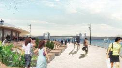 Sirkeci'ye Yeni Çevre Düzenleme Projesi