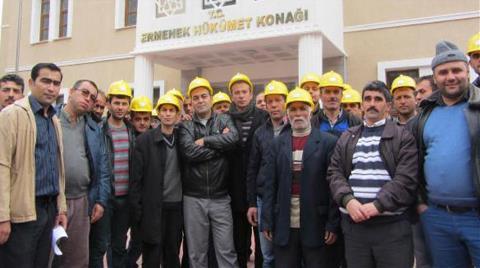 Ermenek'teki Madenciler: 'Verilen Sözler Tutulmadı'