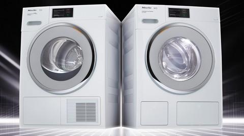 Miele W1 ve T1 Prestij Serisi; Çamaşır Bakımının Geleceği