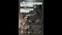 """Modalities of the Spontaneous"" Konferansı"