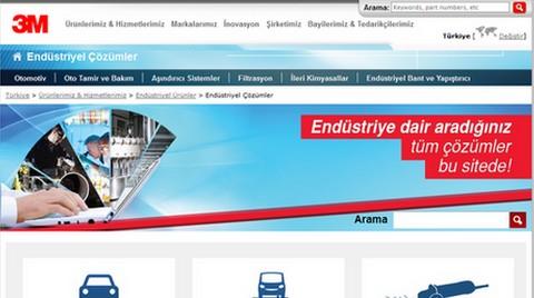3M'den Endüstriyel Çözümler Platformu