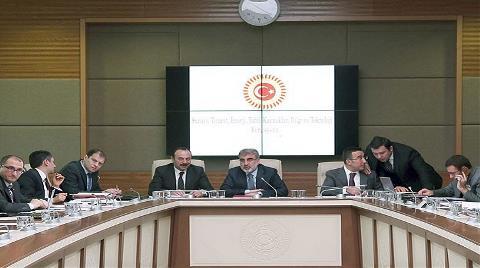 Elektrik Piyasası Kanunu Tasarısı Komisyondan Geçti