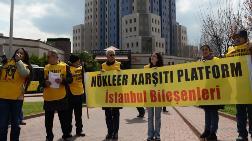 Nükleer Santraller Zirvesi Protesto Edildi