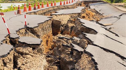 Geçtiğimiz Yıl Türkiye'de 24 Bin Deprem Meydana Geldi