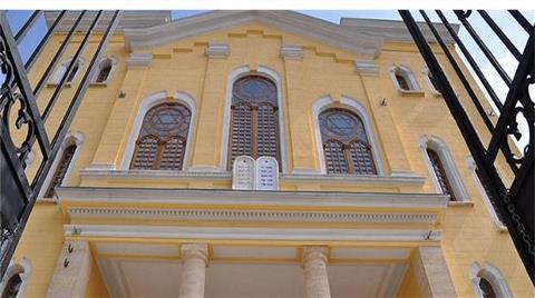 Edirne Valisi'nin 'Açtırmayacağım' Dediği Sinagog Açılıyor