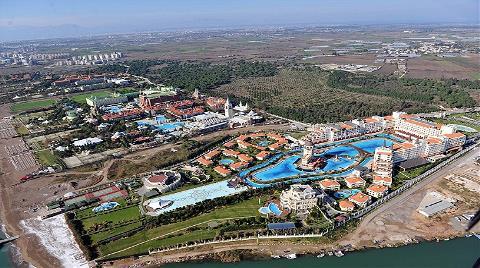 Antalya'nın En Pahalı Oteli Satışta