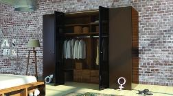 Alfemo Metropol Style ile Size Özel Giyinme Odası
