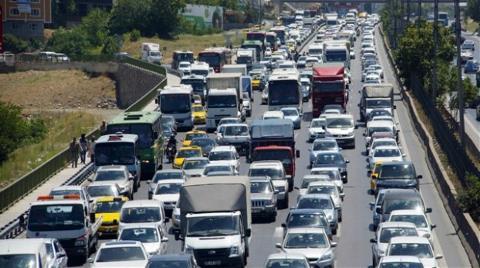 İstanbul Trafik Sıkışıklığında Dünyada İlk Sıraya Çıktı