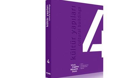 VitrA Çağdaş Mimarlık Dizisi'nin 4. Kitabı Kültür Yapıları
