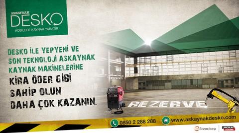 Askaynak'tan KOBİ Destek Paketi: DESKO